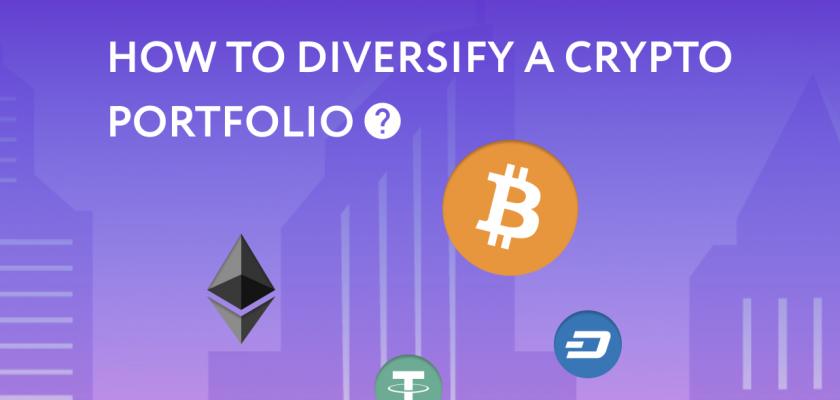 How to diversify crypto portfolio?